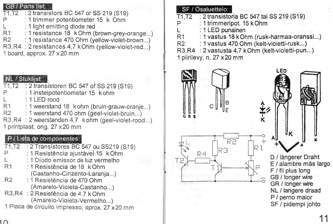 Undervoltage circuit